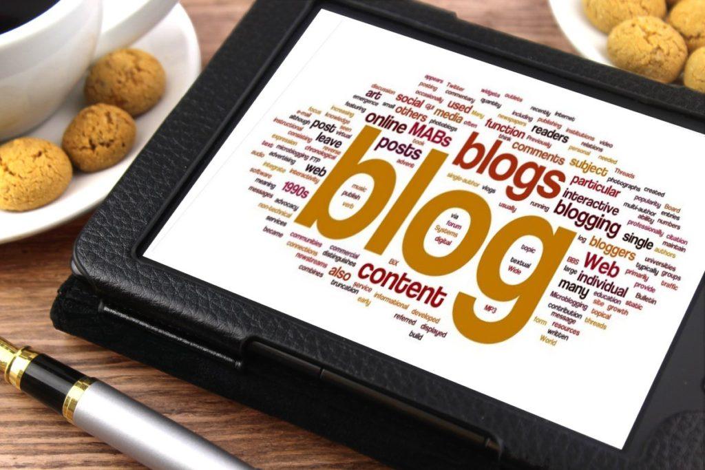 A importância de se ter um blog